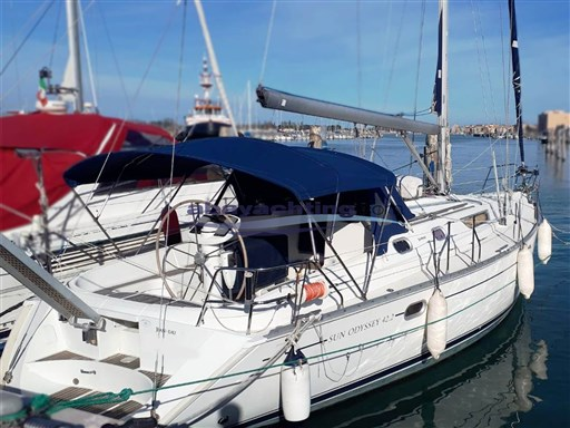 Abayachting Sun Odyssey Jeanneau 42.2 usato-second hand 1