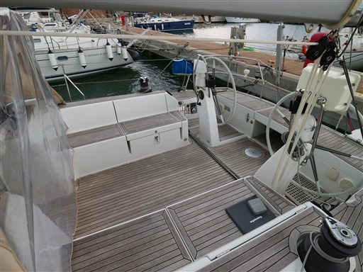 Abayachting Cantiere del Pardo Grand Soleil 50 9