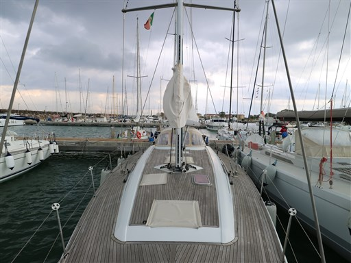 Abayachting Cantiere del Pardo Grand Soleil 50 16