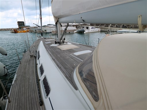 Abayachting Cantiere del Pardo Grand Soleil 50 10