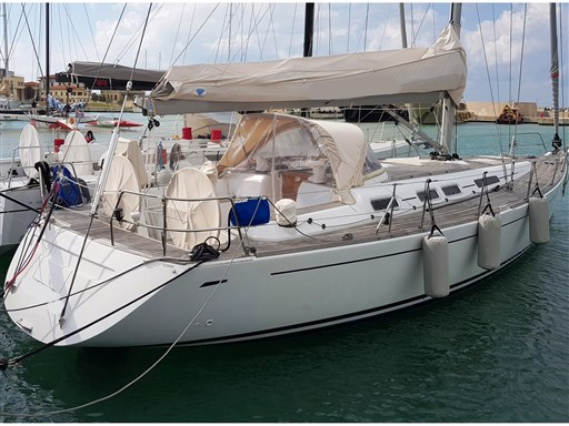 Abayachting Cantiere del Pardo Grand Soleil 50 1