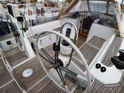 Abayachting Cantiere del Pardo Grand Soleil 50 5