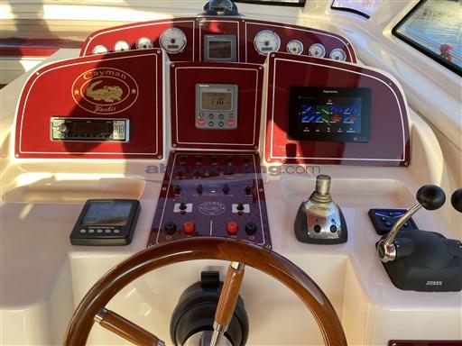 Abayachting Cayman 38 WA Usato-second hand 17