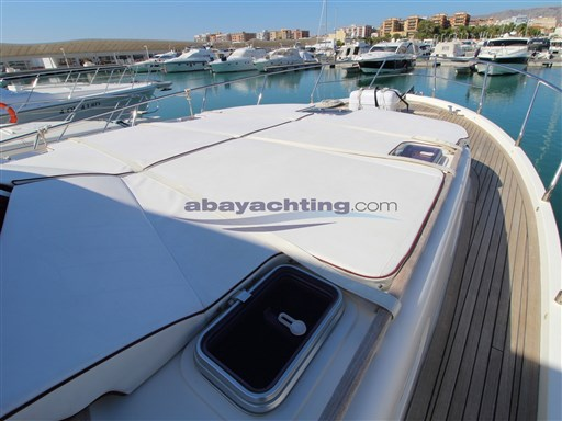 Abayachting Goldstar 440 fly 8