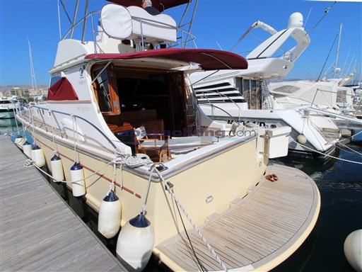Abayachting Goldstar 440 fly 3