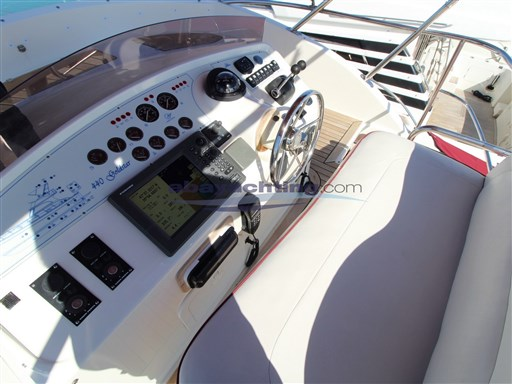 Abayachting Goldstar 440 fly 13