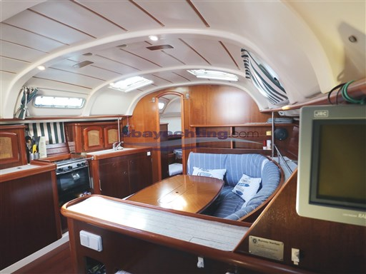 Abayachting Beneteau Oceanis 381 21
