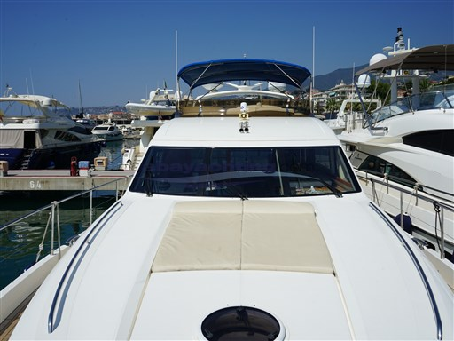 Abayachting Princess Yachts 67 Fly 7