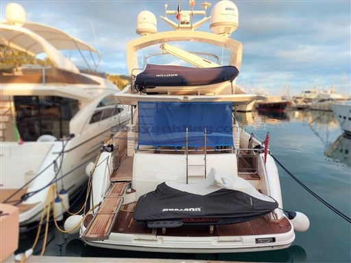 Abayachting Princess Yachts 67 Fly 2