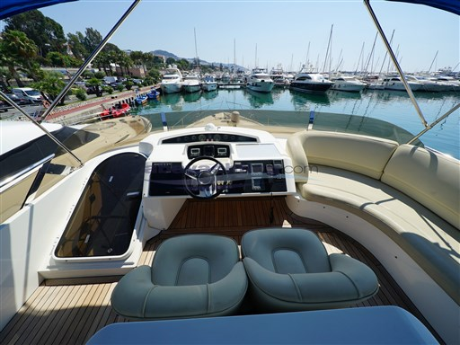 Abayachting Princess Yachts 67 Fly 13