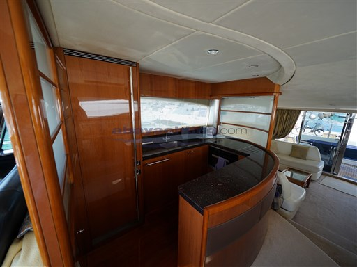Abayachting Princess Yachts 67 Fly 30
