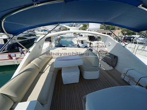Abayachting Princess Yachts 67 Fly 12