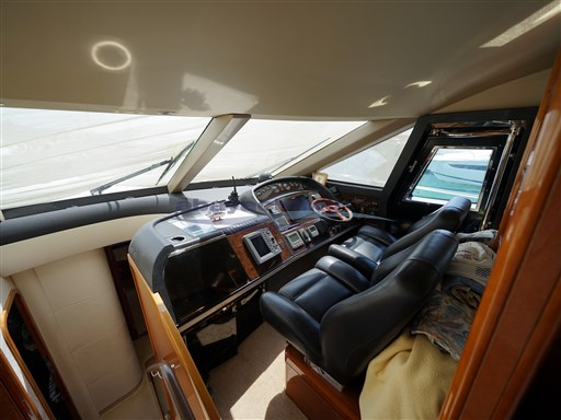 Abayachting Princess Yachts 67 Fly 31