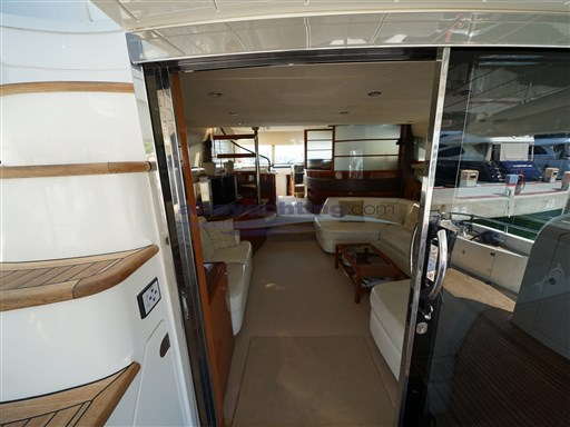 Abayachting Princess Yachts 67 Fly 22