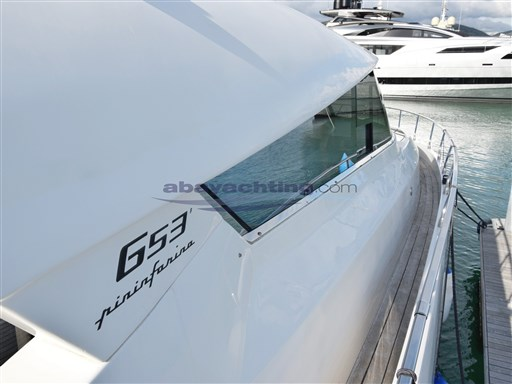 Abayachting Primatist G53 usato-second hand 4