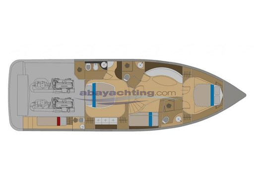 Abayachting Primatist G53 layout