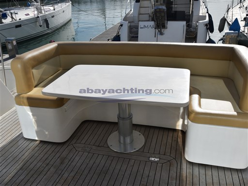 Abayachting Primatist G53 usato-second hand 8