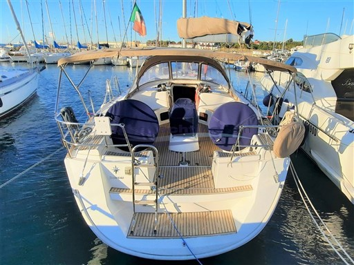 Abayachting Sun Odyssey 49i Jeanneau usato-second hand 2