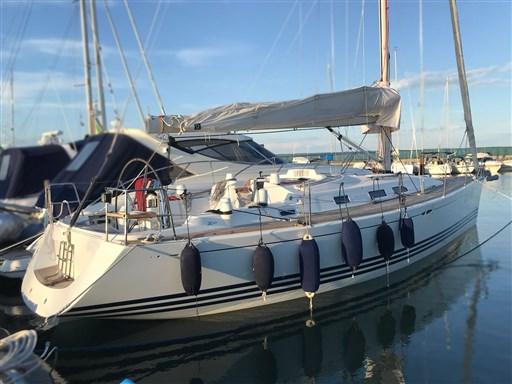 Abayachting X-Yachts X-40 usata second-hand 1