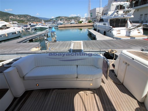 Abayachting Sealine F42 8