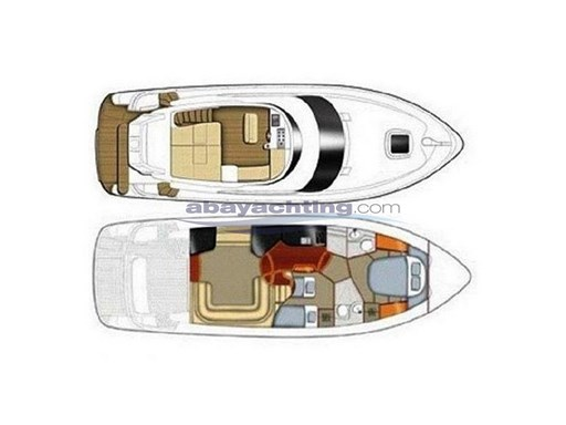 Layout Sealine F42.5