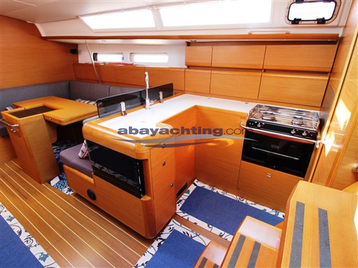 Abayachting Jeanneau Sun Odyssey 439 17