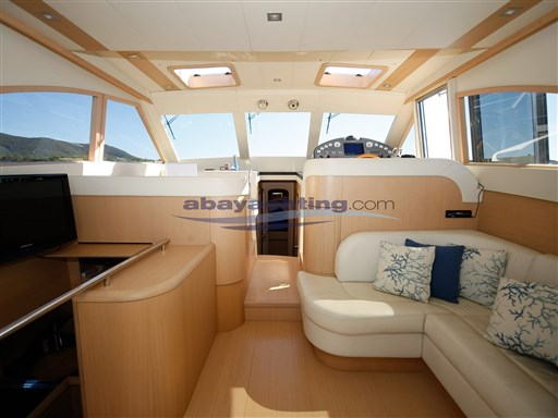 Abayachting Goldstar 480 usato-second hand 16