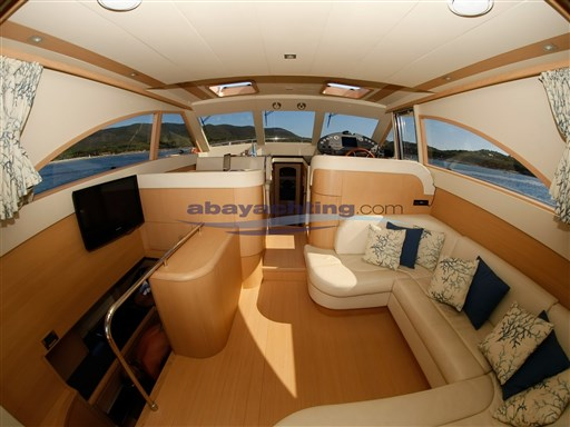 Abayachting Goldstar 480 usato-second hand 18