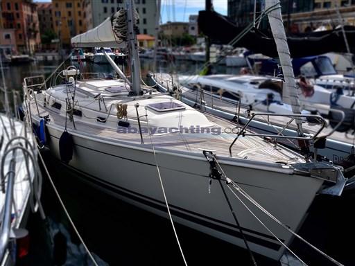 Abayachting Hanse 371 usato-second hand 3