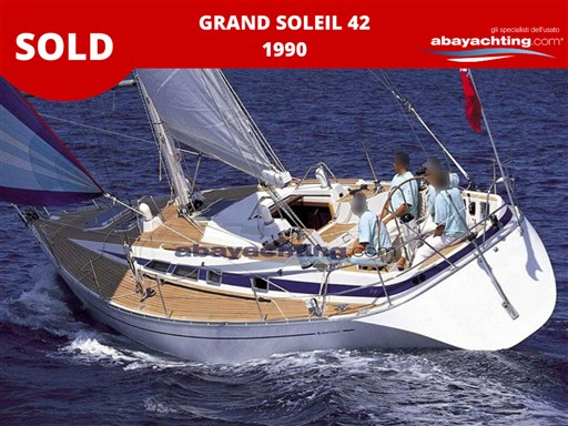 Abayachting Grand Soleil 42 Sold