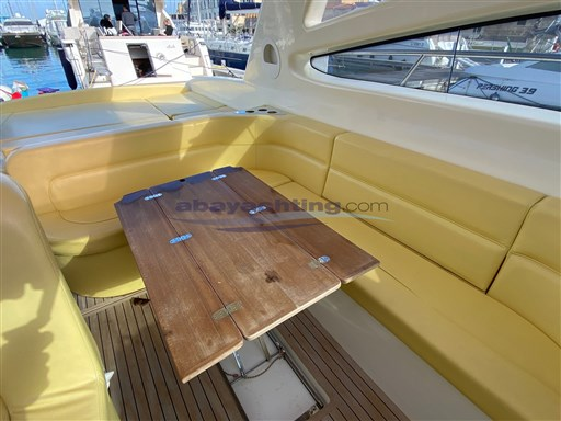 Abayachting Airon Marine 4300 T-Top 15