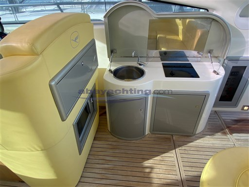 Abayachting Airon Marine 4300 T-Top 16