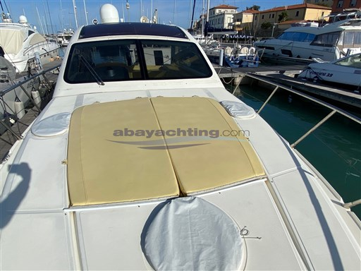 Abayachting Airon Marine 4300 T-Top 9