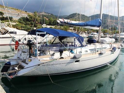 Abayachting Jeanneau Sun Odyssey 49 3