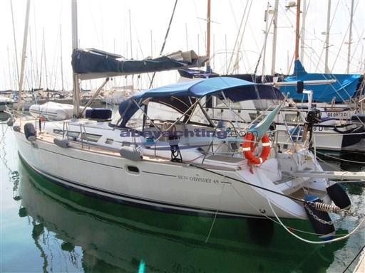 Abayachting Jeanneau Sun Odyssey 49 1