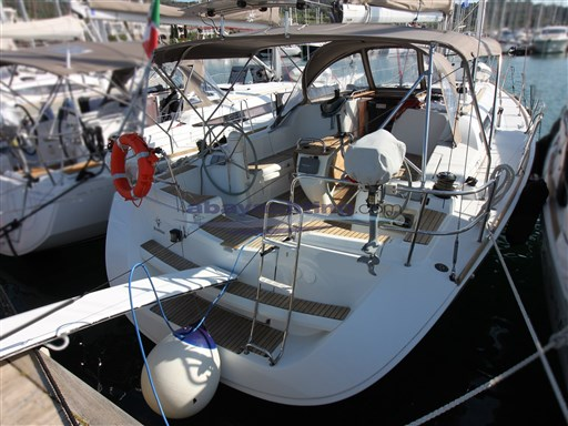 Abayachting Jeanneau Sun Odyssey 42i usato-second hand 1