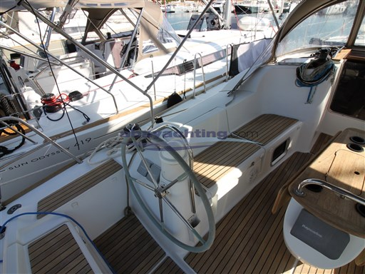 Abayachting Jeanneau Sun Odyssey 42i usato-second hand 5