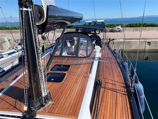 Abayachting Solaris 50 usato-second hand 12