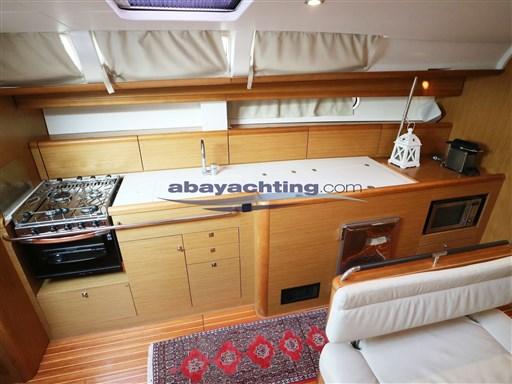 Abayachting Sun Odyssey 49i Jeanneau 21