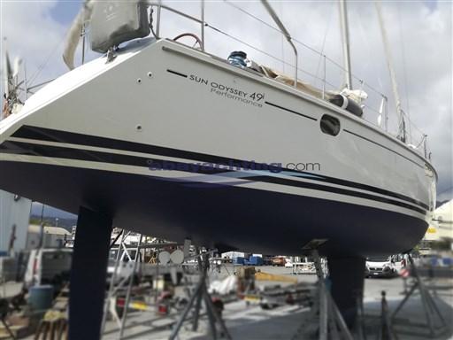 Abayachting Sun Odyssey 49i Jeanneau 5