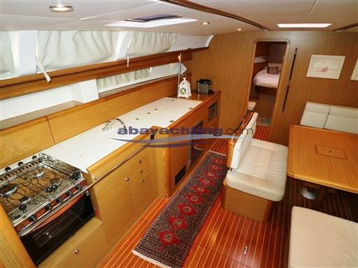 Abayachting Sun Odyssey 49i Jeanneau 11