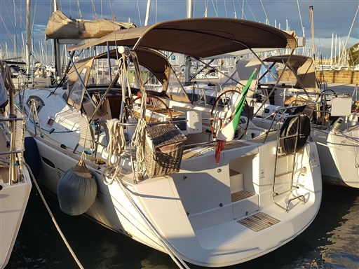 Abayachting Beneteau Oceanis 40 usato-second hand 4