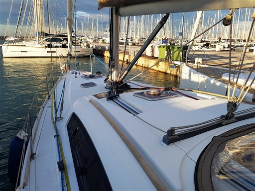 Abayachting Beneteau Oceanis 40 usato-second hand 5