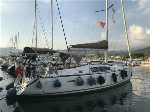 Abayachting Beneteau Oceanis 40 usato-second hand 1