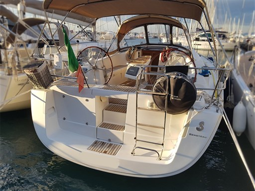 Abayachting Beneteau Oceanis 40 usato-second hand 2