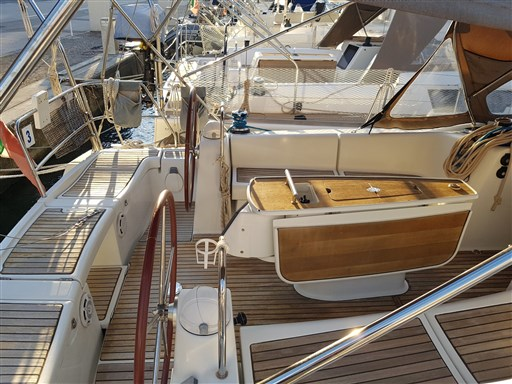 Abayachting Beneteau Oceanis 40 usato-second hand 7