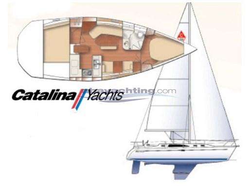 Layout Catalina 350