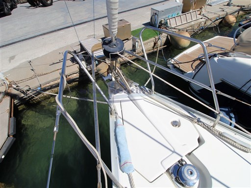 Abayachting Jeanneau Sun Odyssey 40 usato-second hand 6