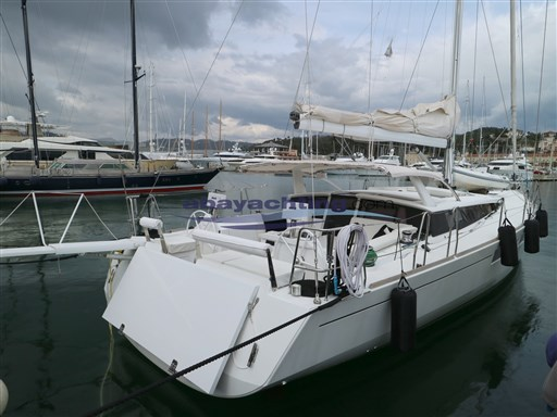 Abayachting Beneteau Sense 55 usato-used 3