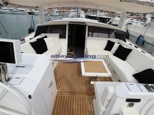Abayachting Beneteau Sense 55 usato-used 7